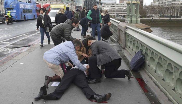 Atentado terrorista en Londres, el más grave de los últimos 12 años