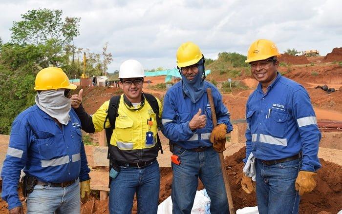 Cerro Matoso junto a las comunidades inicia proyecto de expansión minera en La Esmeralda