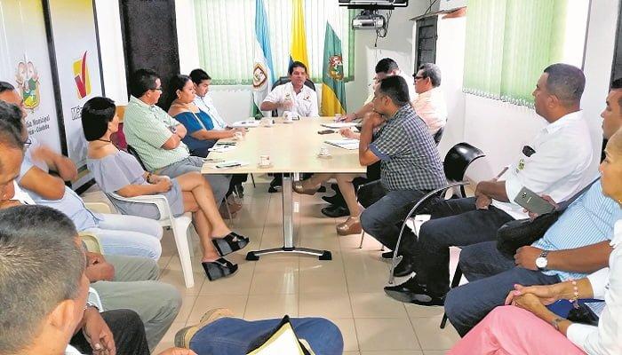 Alcalde busca resultados visibles en su gestión de gobierno