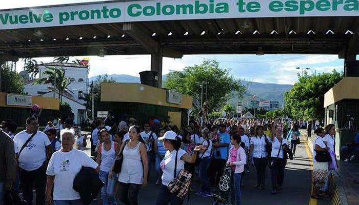 Alarmante ingreso de venezolanos a Colombia en los últimos 3 años