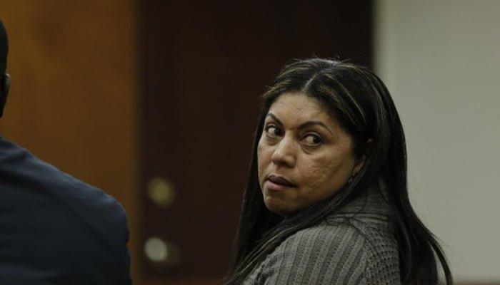 """""""Representa un riesgo para la comunidad"""": Juez que condenó a Oneida Pinto"""