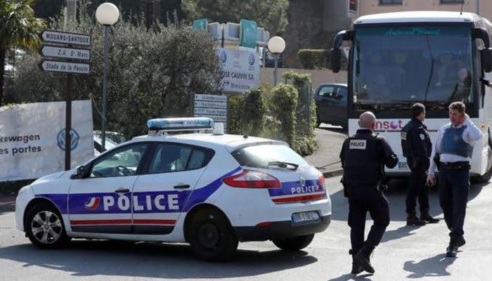 Al menos 8 heridos deja tiroteo en una escuela de Francia