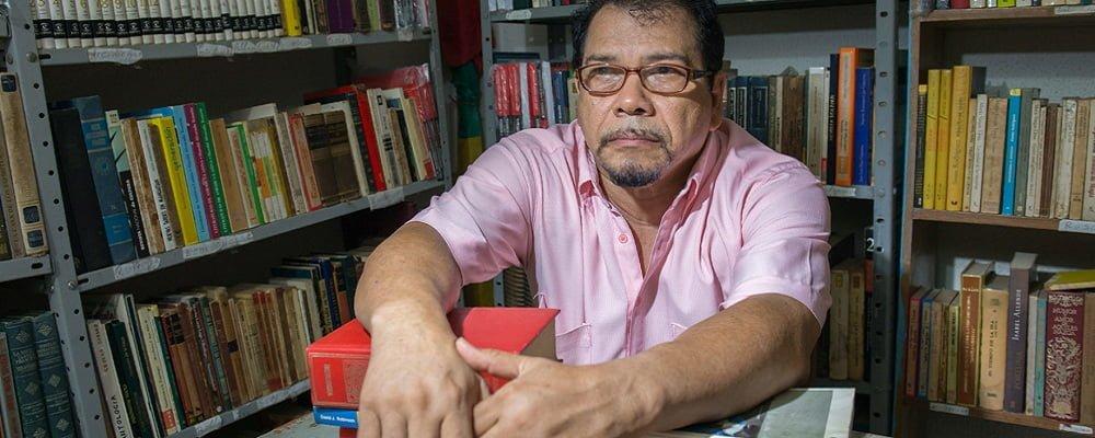 José Luis Garcés, insignia literaria en Córdoba