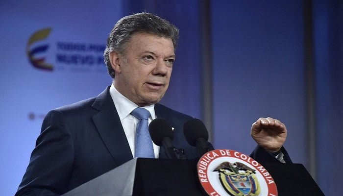 """""""No autoricé ni tuve conocimiento de esas gestiones"""": Santos, sobre el caso de Odecrecht"""
