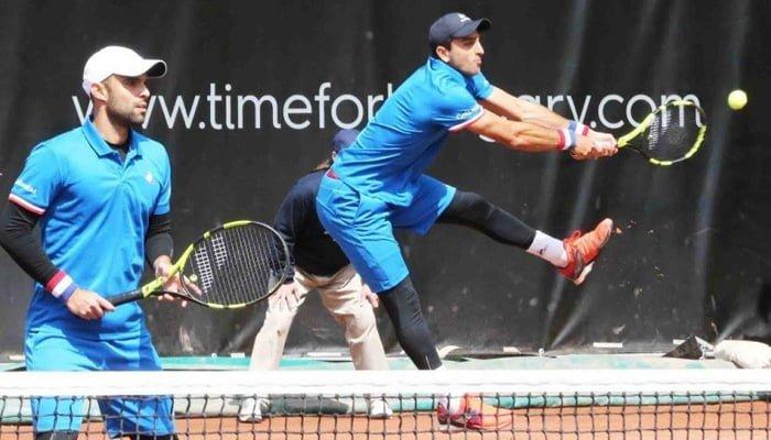 Cabal y Farah buscan cupo en la final del ATP 250 de Budapest