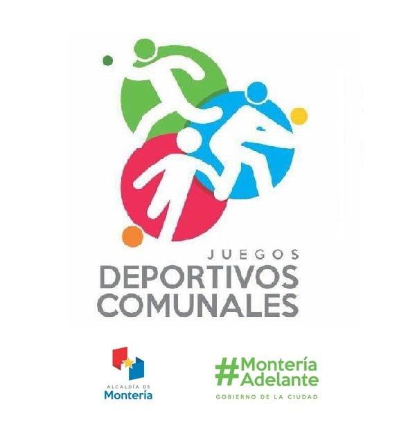 Este domingo se inaugarán los Juegos Deportivos Comunales en Montería