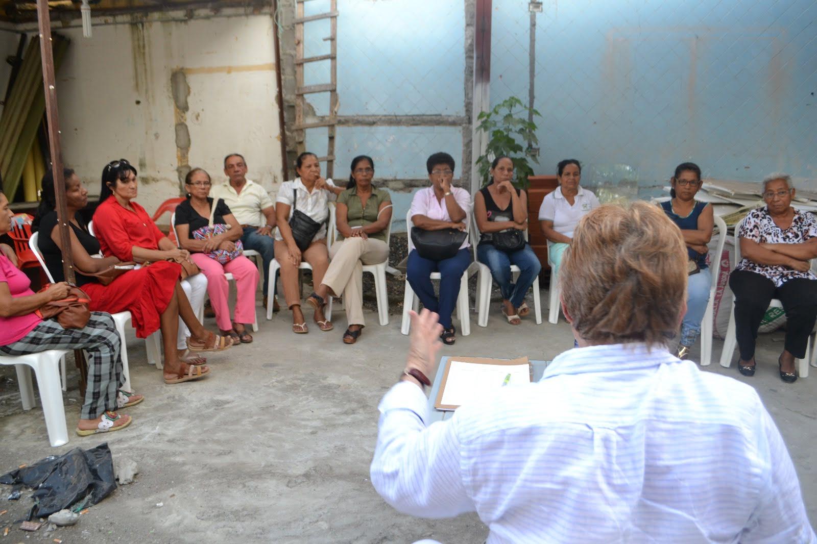 Fundación Fe y Esperanza adeuda dos meses a 200 madres comunitarias