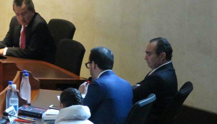 Corte Suprema de Justicia no acepta recursos de Pretelt para suspender juicio en su contra