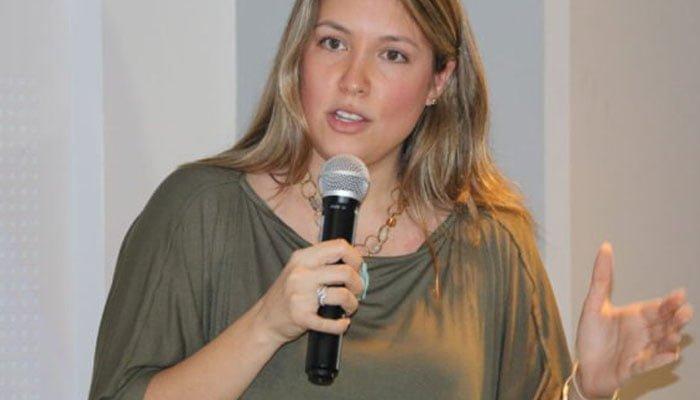 Sara Piedrahita, denuncia amenazas de muerte de los militantes de su partido y persecución política en Córdoba