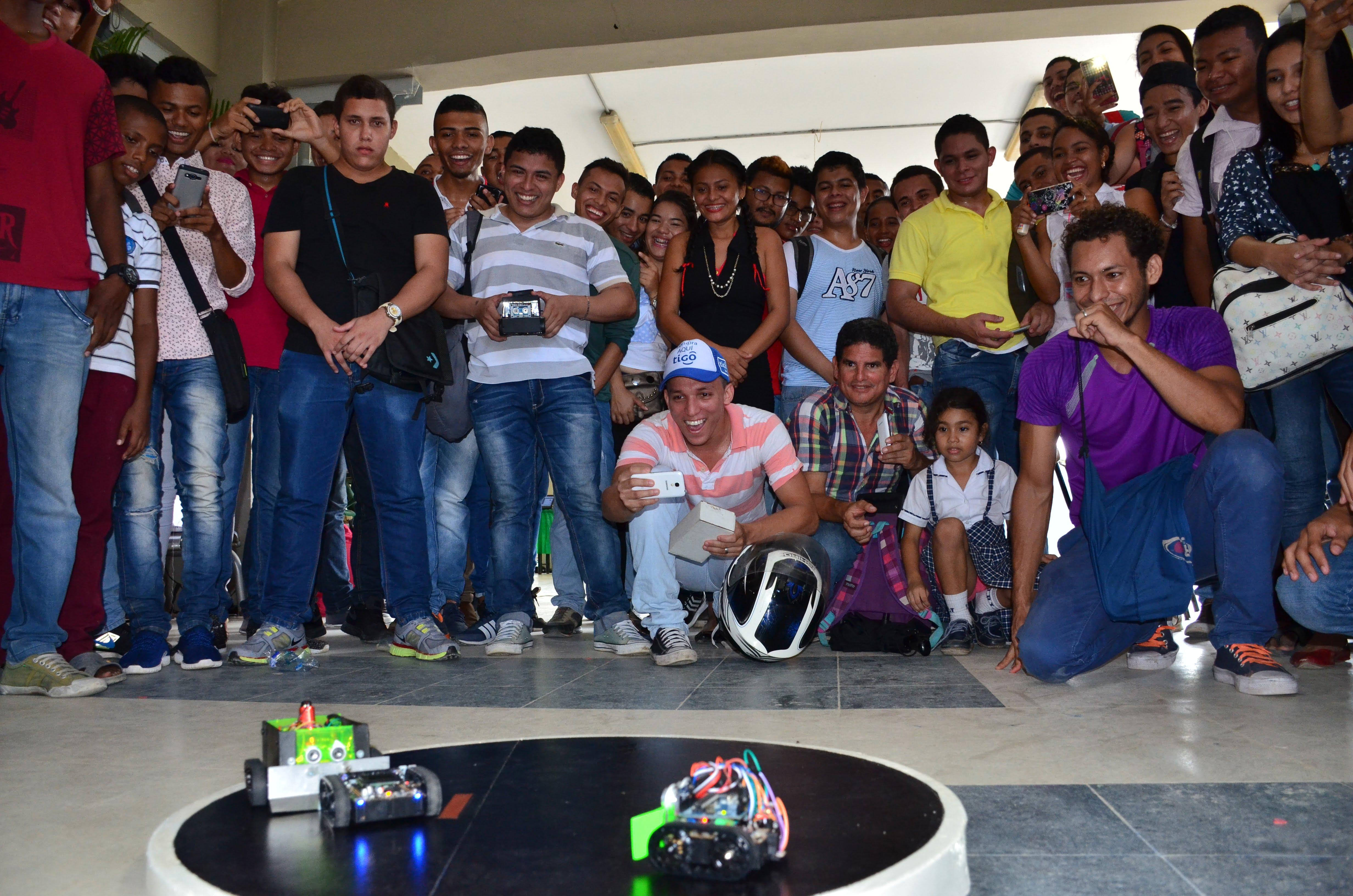 VII Torneo de Robótica en la Universidad de Córdoba