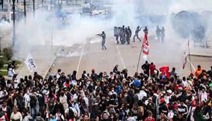 """ONU y CIDH condenan """"uso excesivo de la fuerza"""" por protestas en Brasil"""