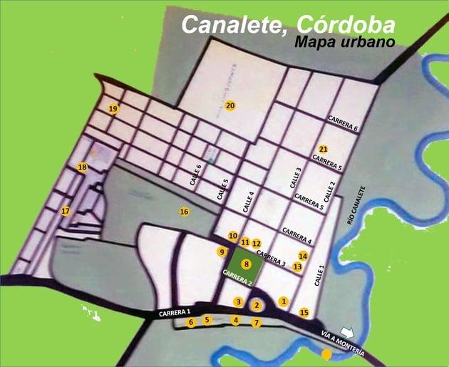 En Canalete se presentó un nuevo ataque a la Policía