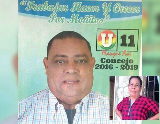Asesinan a dirigentes político en Moñitos