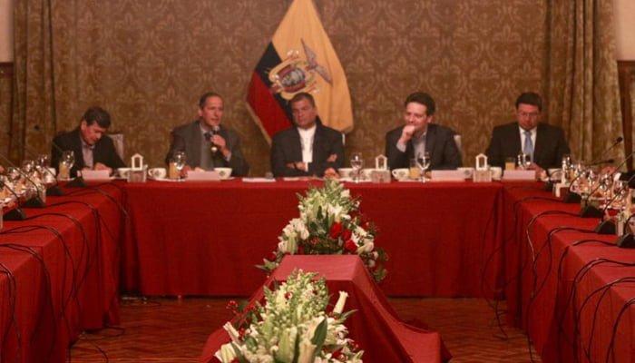 Inicia segundo ciclo de negociaciones de paz con el ELN