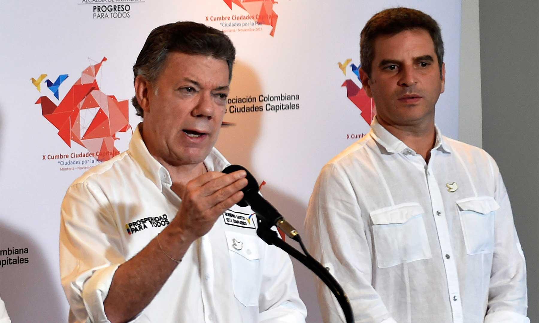 Carlos Eduardo Correa será Alto Consejero para las Regiones