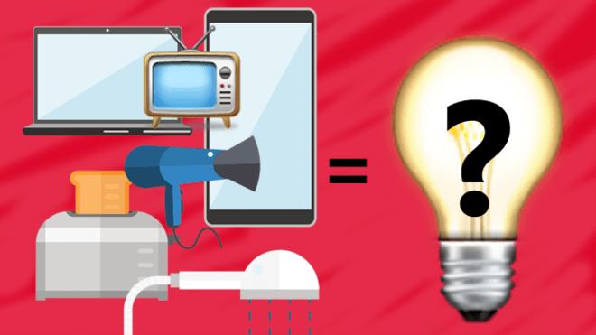 7 aparatos cuyo consumo eléctrico podría sorprenderte (y cómo disminuirlo)
