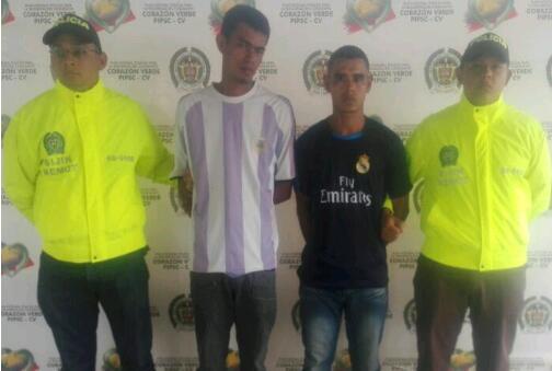 Capturados violadores en Cereté