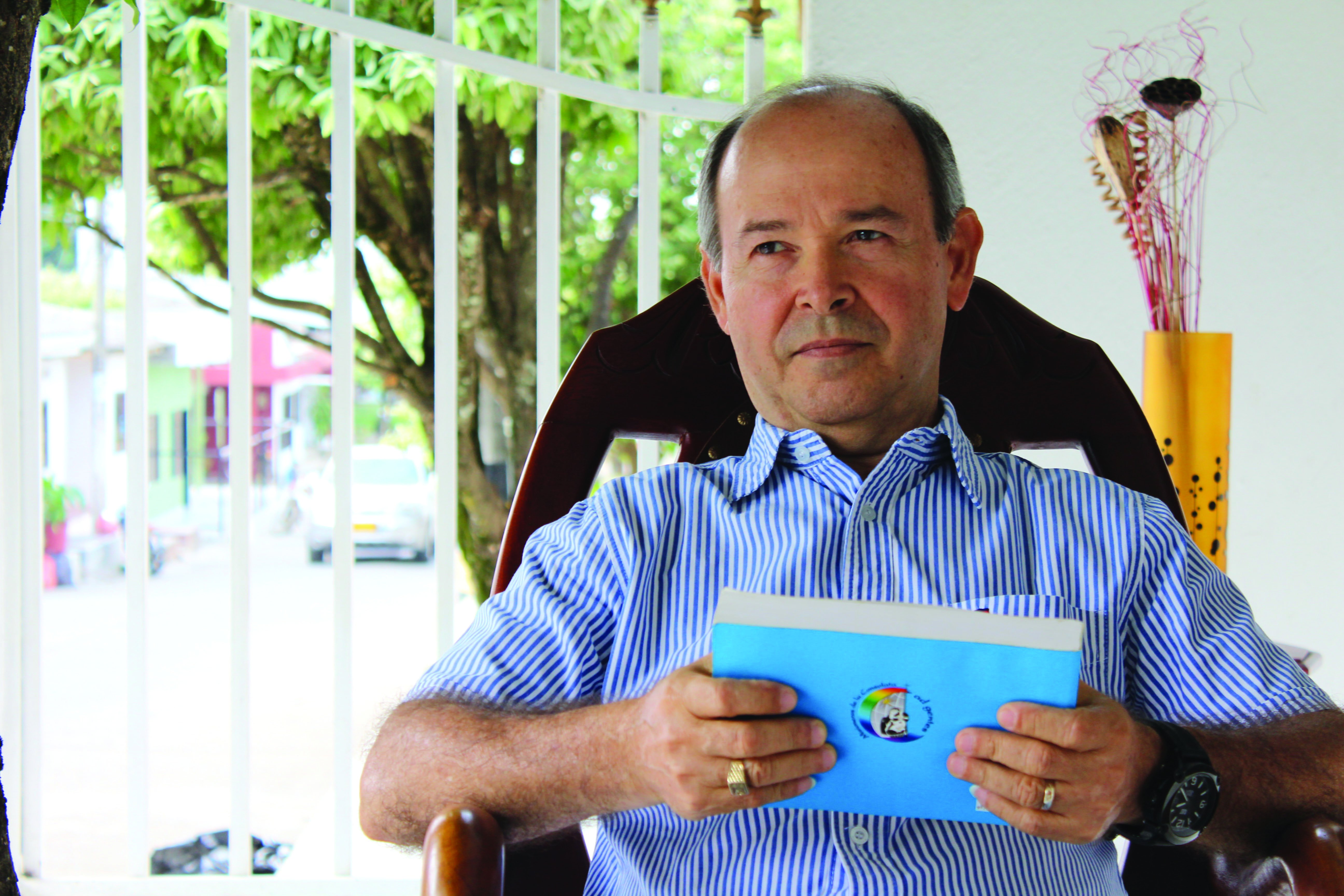 """""""Si hay crisis, hay que concertar"""": Antonio J. Carrascal"""