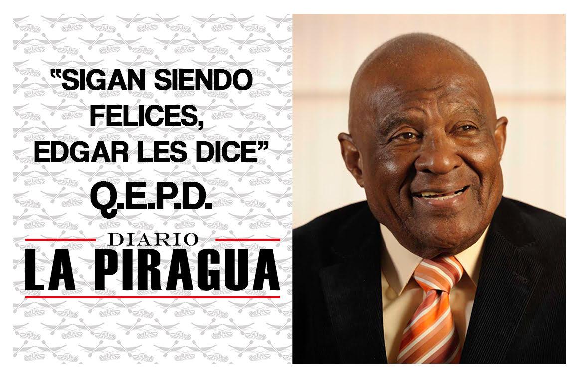 Murió el narrador deportivo más grande de Colombia Édgar Perea, a los 81 años