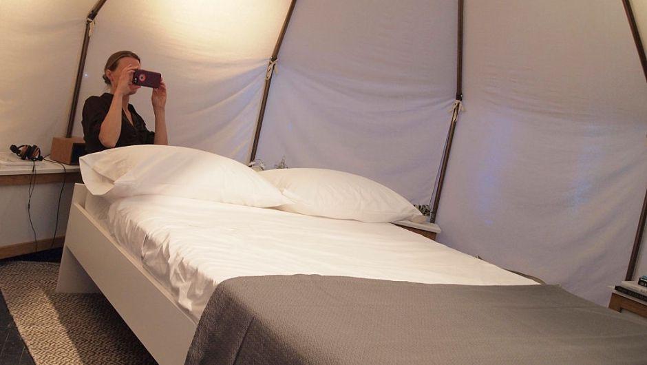 Inventan un colchón que detecta infidelidades
