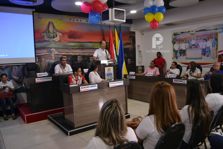 Plan de Desarrollo Municipal presente en el Concejo de Montería