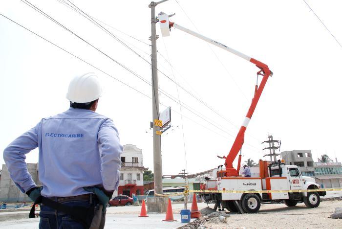 Electricaribe restableció servicio de energía en circuito Montería 6