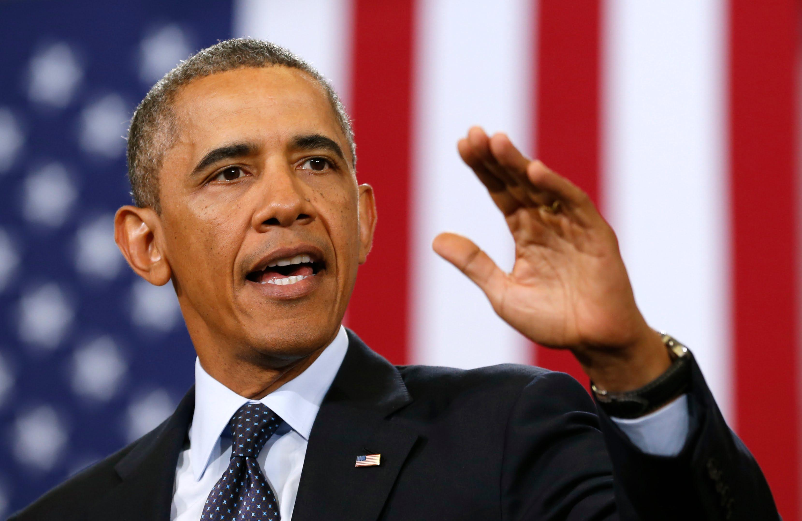 250 Soldados a Siria: Obama