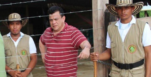 Indígenas impiden captura de Pedro Pestana