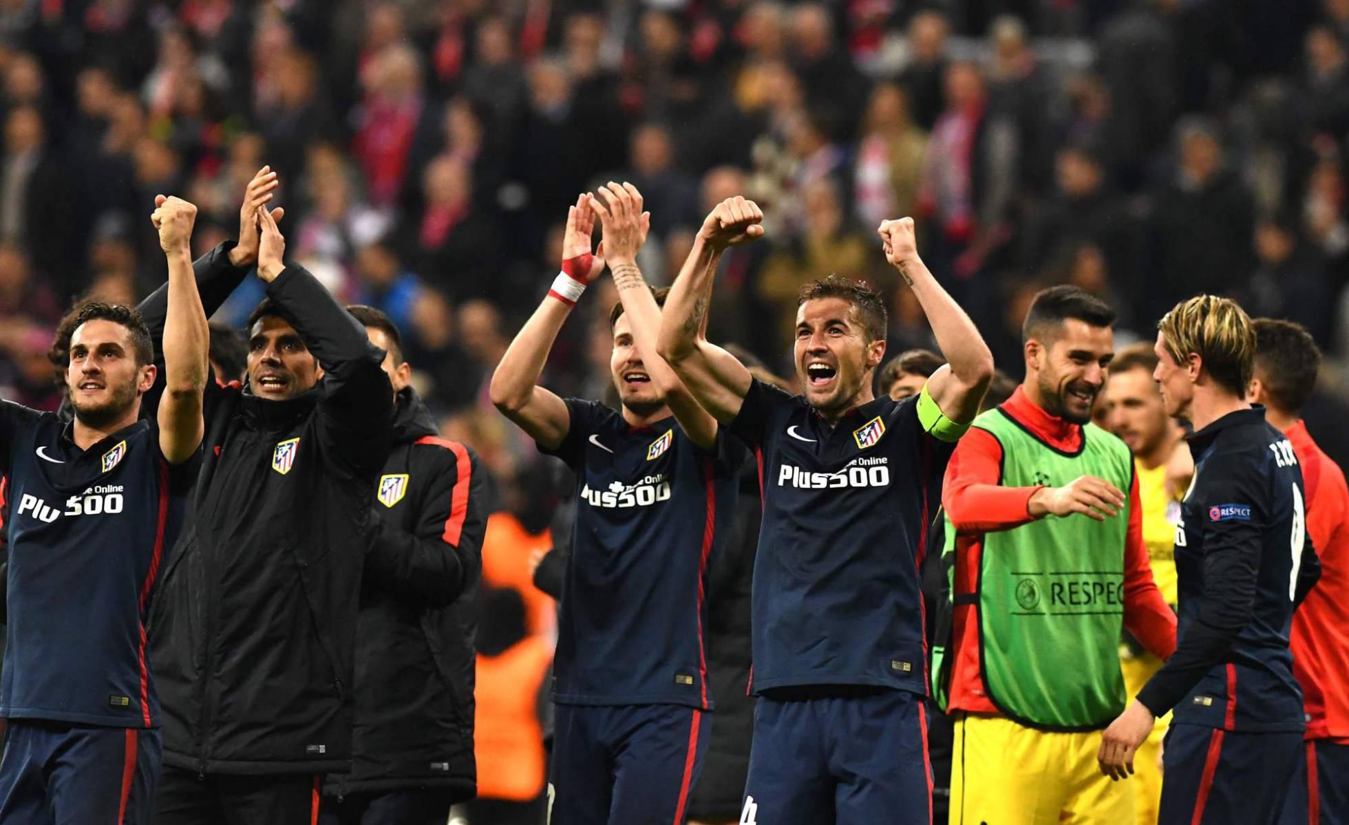 El Atlético se mete en la final de la Champions pese a perder ante el Bayern