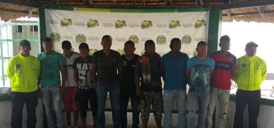 Ofensivas contra la minería ilegal en Córdoba
