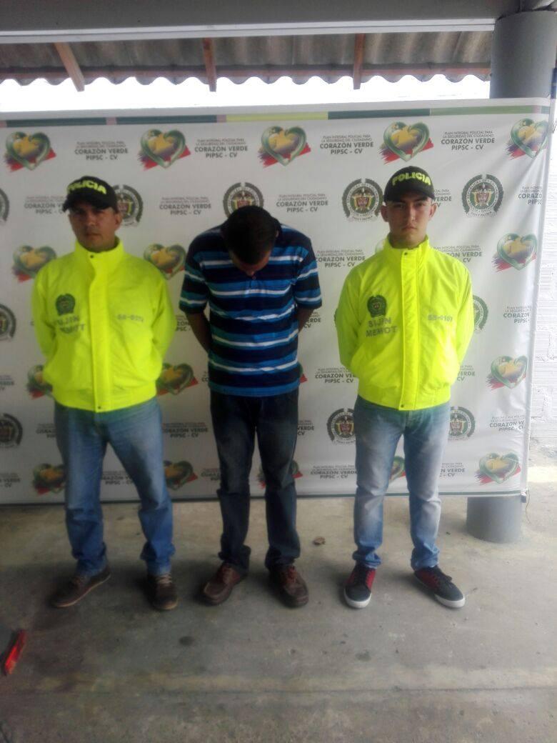 Capturado el presunto violador de las Acacias en Cereté