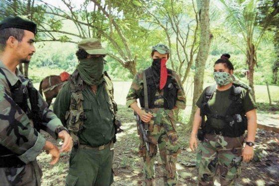 Capturan a ocho guerrilleros del Eln en Arauca
