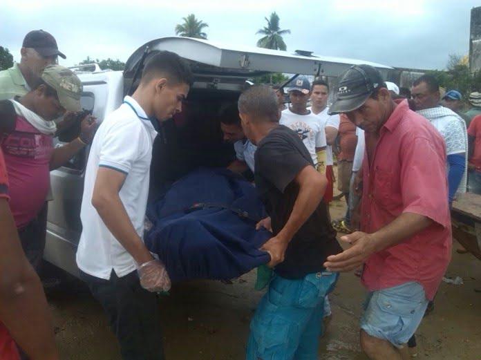 Pescador fue asesinado en plena plaza y frente a la comunidad