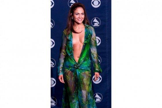 A Jennifer López no le gustó el vestido que usó en 2000 y que revolucionó a Google