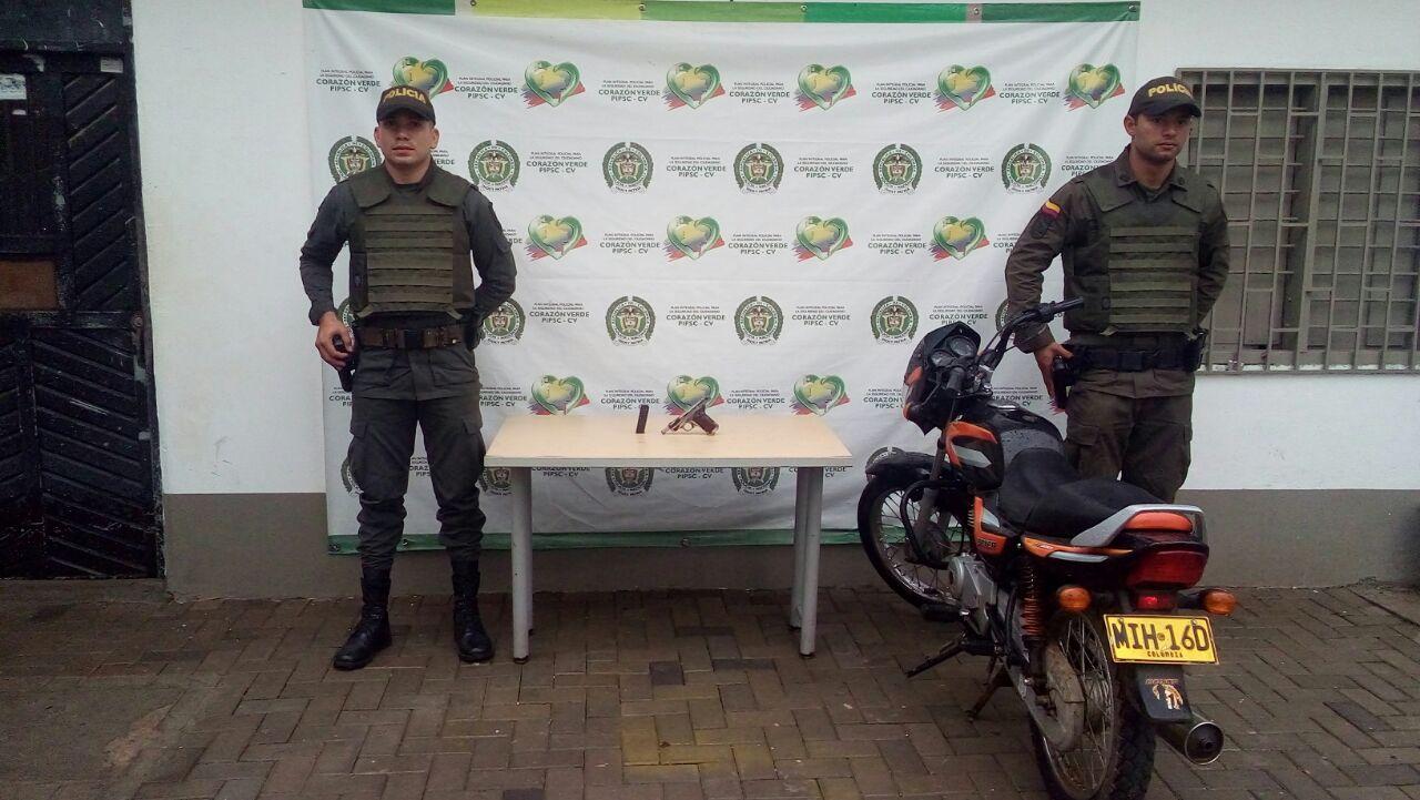 Tres adolescentes capturados en Montelíbano