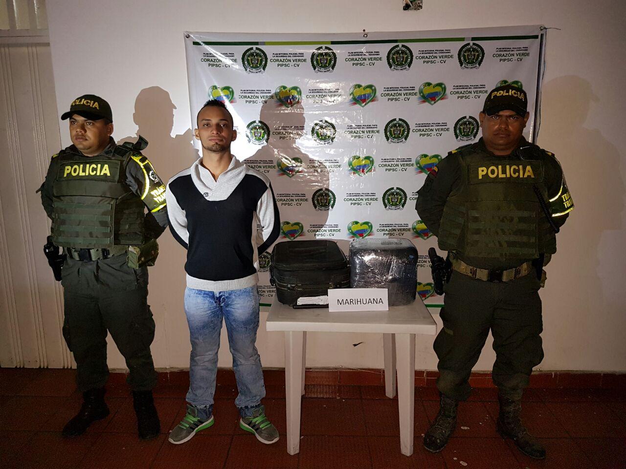 Redada contra el microtráfico dejó  20 capturas en Montería