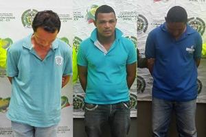 Judicializan a tres personas en Lorica, Moñitos y Montelíbano
