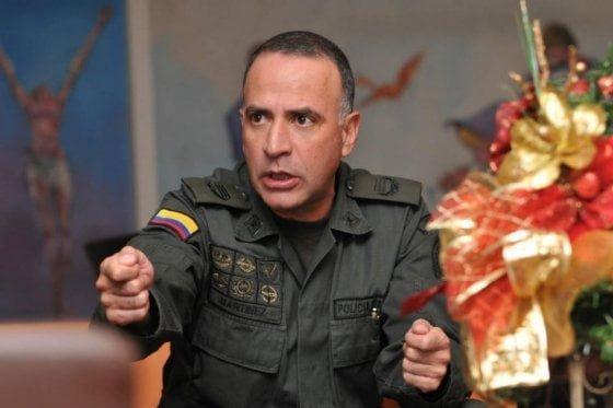 General (r) Martínez pide protección tras conocer plan del 'Clan 'Úsuga