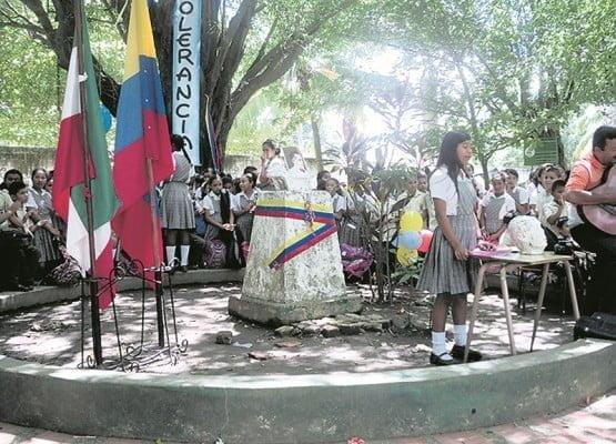 Parque la paz es inaugurado en Cereté