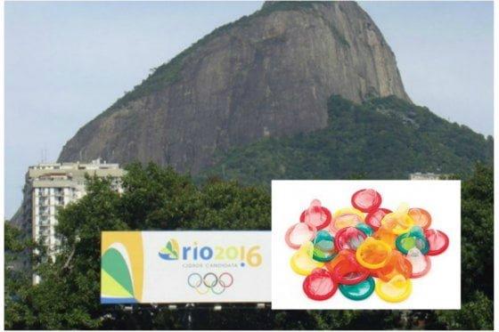 Los Juegos Olímpicos de Río ya tienen su primer récord: los condones