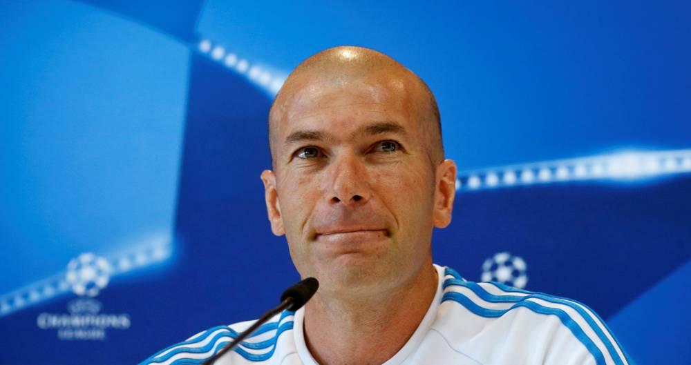 Zidane: «Simeone lo tiene todo y yo muchísimo que aprender»