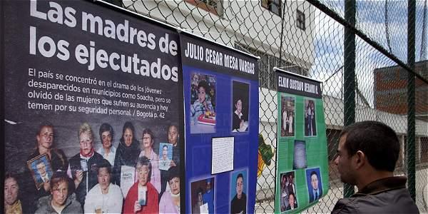Sin resultado conciliación entre Uribe y madres de 'falsos positivos'