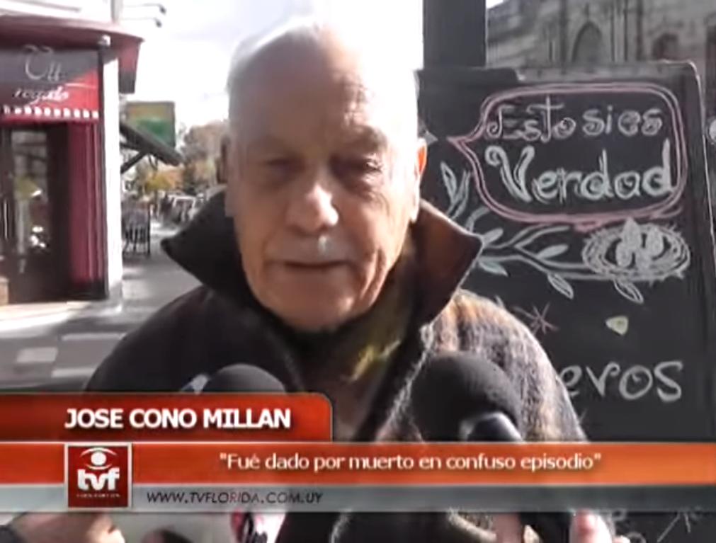 En video: Anciano acude a su funeral para aclarar que no estaba muerto