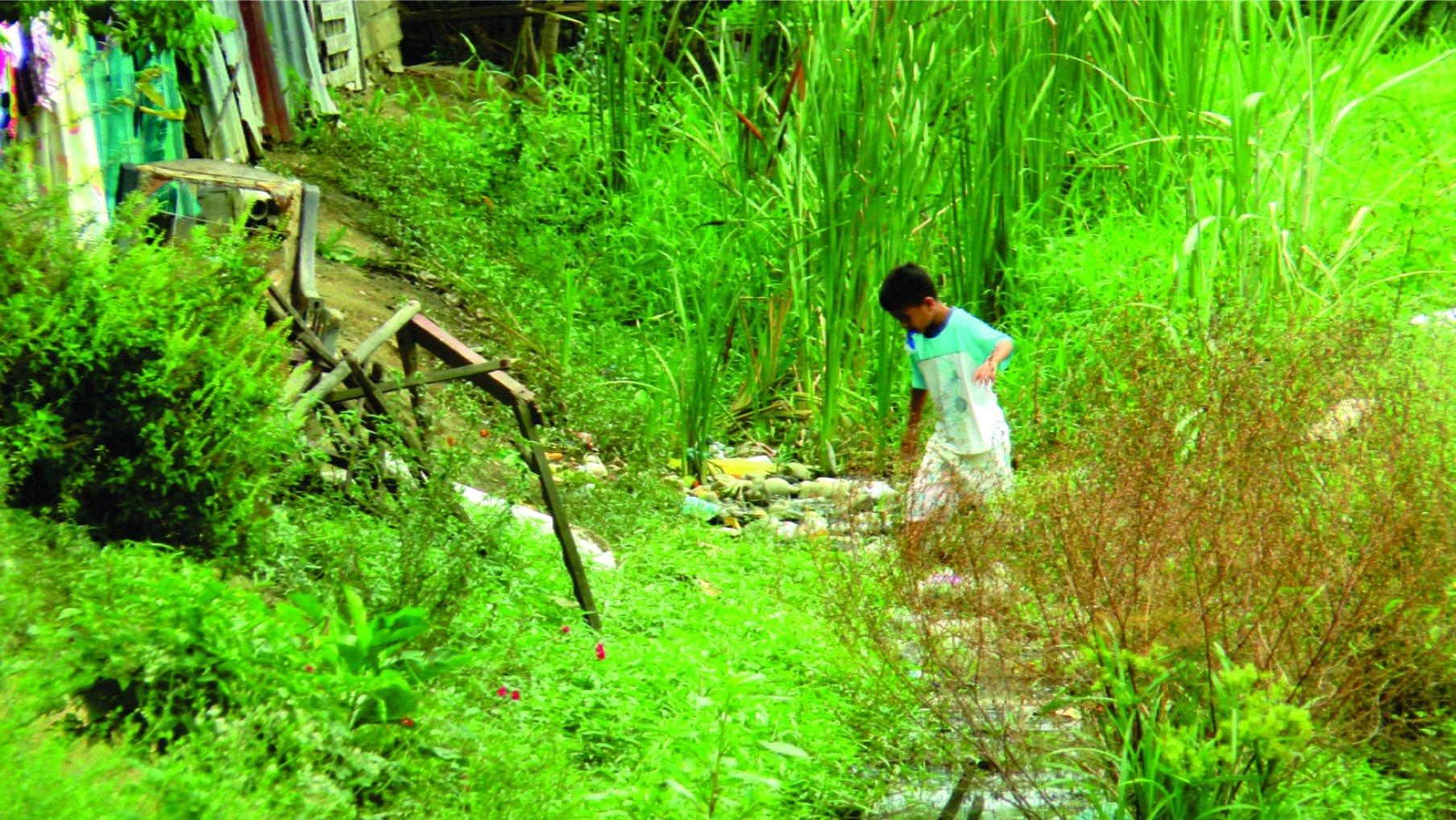 Barrio el Níspero y su problema de aguas negras