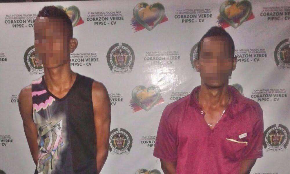 Capturados dos de los atracadores del bus de Cereté