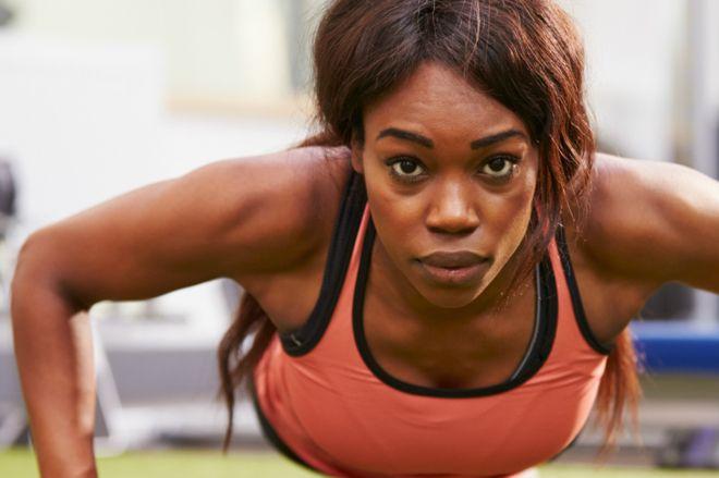 Tres ejercicios básicos para estar en forma