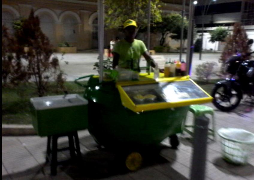 """""""Alcalde no deja trabajar en el parque"""": Vendedores"""