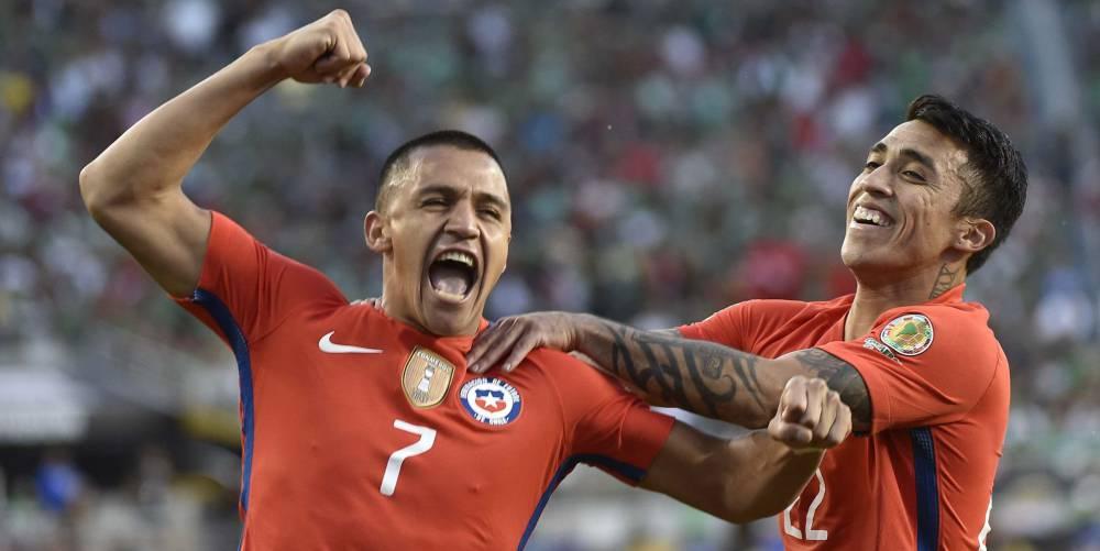 Colombia jugará semifinal ante Chile que no tendrá a Vidal