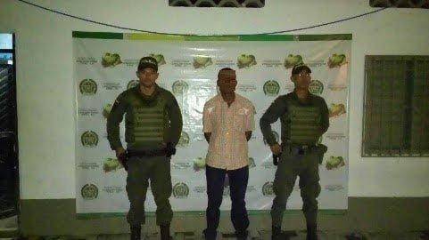 Casos operativos en las últimas horas de la policía del departamento de córdoba.