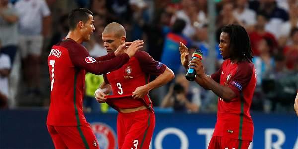 Por penaltis, Portugal superó a Polonia y pasó a 'semis' de la Euro